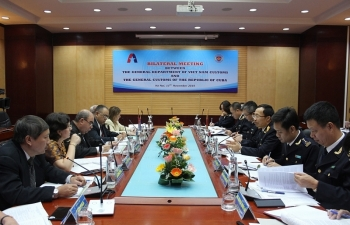 Hải quan Việt Nam - Cuba: Hợp tác vững chắc, toàn diện trên các mặt nghiệp vụ