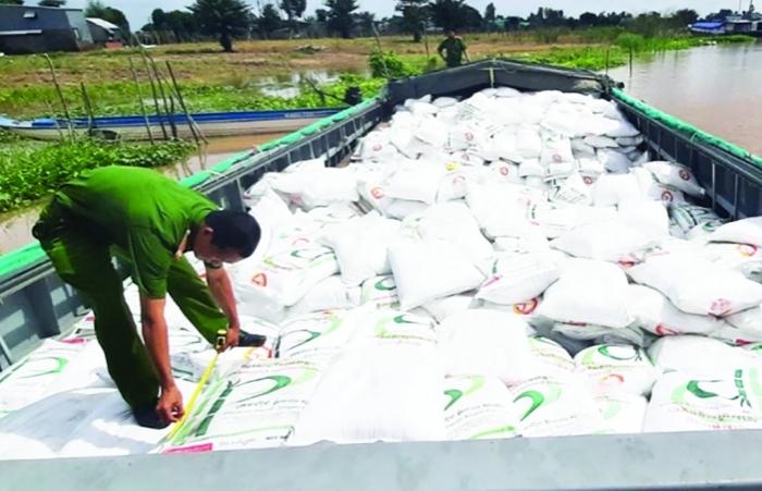 Hải quan An Giang: Cấp bách ngăn chặn buôn lậu đường