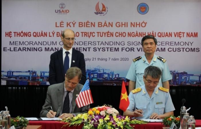 Trường Hải quan Việt Nam hướng đến đào tạo theo mô hình chuẩn quốc tế