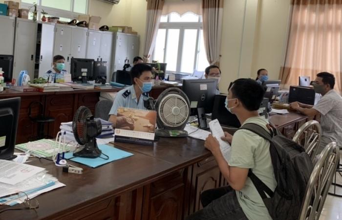 Hải quan Tây Ninh: Về đích sớm thu ngân sách