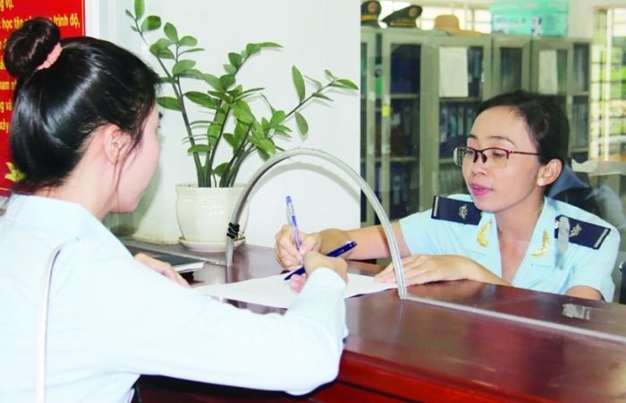 Hải quan Bình Phước hỗ trợ doanh nghiệp đi vào chiều sâu