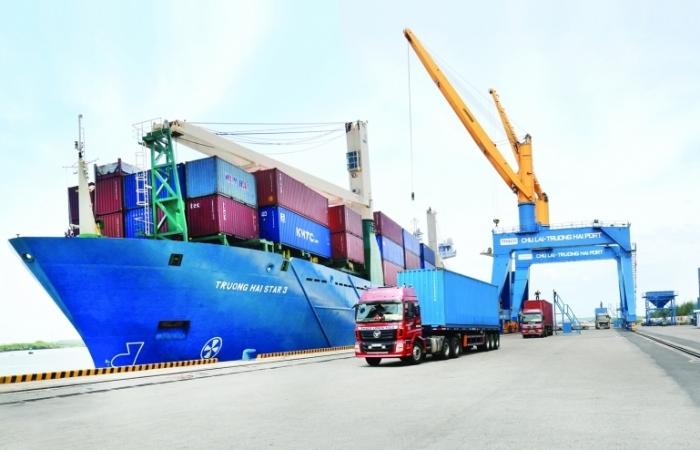 """Cắt giảm chi phí logistics: """"Chìa khóa"""" tạo sức bật cho hàng Việt"""