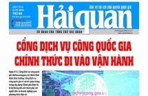 Những tin, bài hấp dẫn trên Báo Hải quan số 148 phát hành ngày 10/12/2019