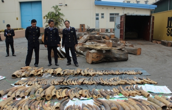 Hải quan Hải Phòng: Cuối năm căng mình ngăn buôn lậu qua đường biển
