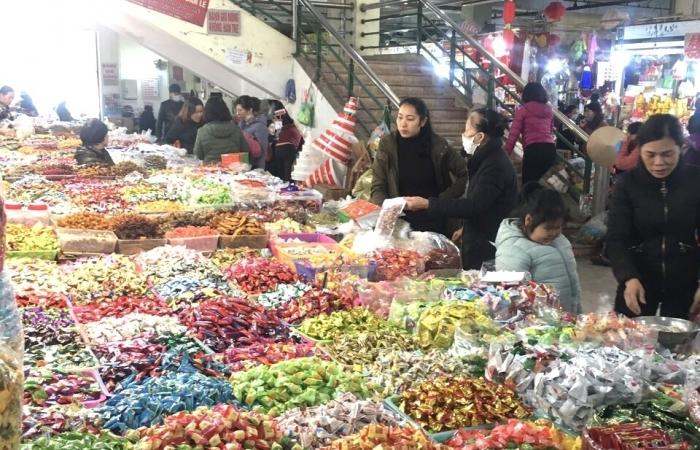 Thị trường Tết: Nguồn dồi dào, giá ổn định