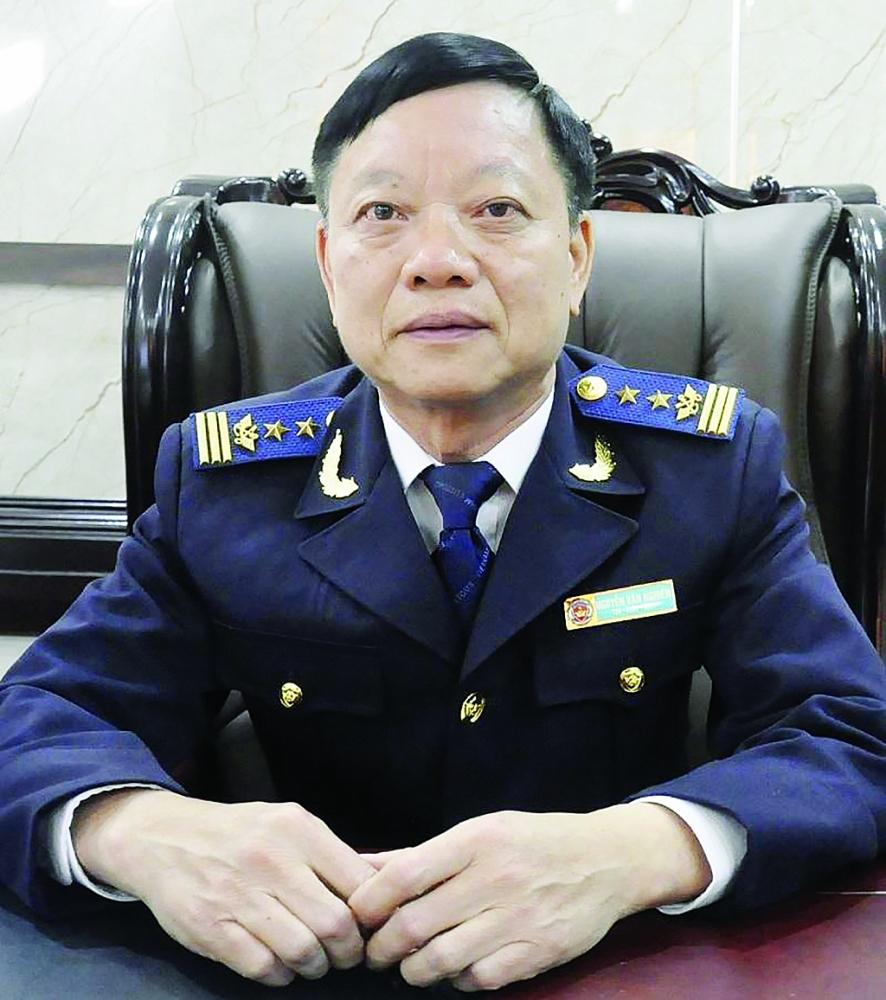Cục trưởng Cục Hải quan Quảng Ninh Nguyễn Văn Nghiên: