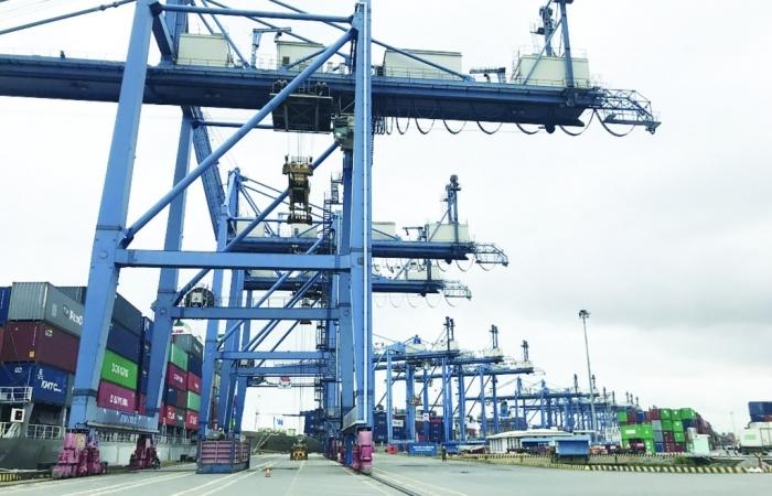 Tân cảng Sài Gòn hướng tới tập đoàn kinh tế biển hàng đầu tại Việt Nam