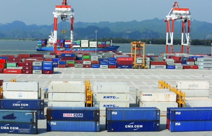 """Giá cước vận chuyển container """"dựng đứng"""