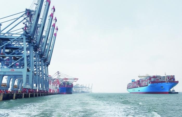 Bà Rịa - Vũng Tàu: Động lực tăng trưởng từ các cảng biển