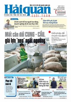 Những tin, bài hấp dẫn trên Báo Hải quan số 56 phát hành ngày 10/5/2020
