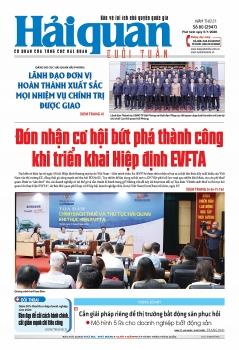 Những tin, bài hấp dẫn trên Báo Hải quan số 80 phát hành ngày 5/7/2020