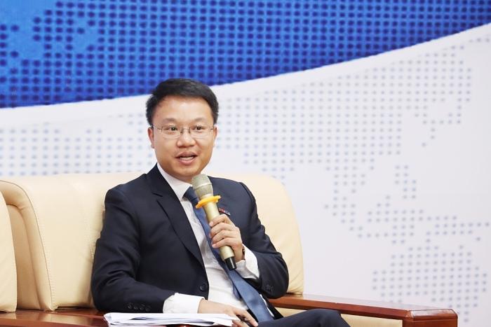 """Ông Nguyễn Hải Minh, Phó Chủ tịch EuroCham:  """"Việt Nam là mục tiêu lựa chọn hàng đầu của doanh nghiệp châu Âu"""