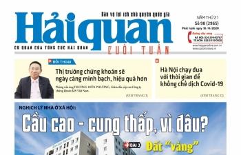 Những tin, bài hấp dẫn trên Báo Hải quan số 98 phát hành ngày 16/8/2020