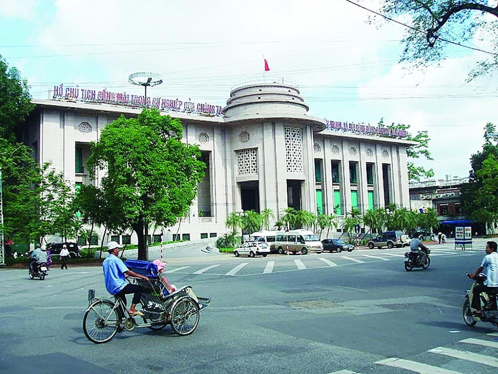 Sửa chế độ tài chính của Ngân hàng Nhà nước