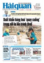 Những tin, bài hấp dẫn trên Báo Hải quan số 111 phát hành ngày 15/9/2019