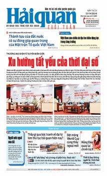 Những tin, bài hấp dẫn trên Báo Hải quan số 114 phát hành ngày 22/9/2019