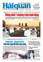 Những tin, bài hấp dẫn trên Báo Hải quan số 123 phát hành ngày 13/10/2019
