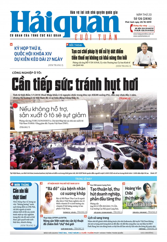 nhung tin bai hap dan tren bao hai quan so 126 phat hanh ngay 20102019
