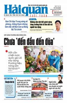 Những tin, bài hấp dẫn trên Báo Hải quan số 129 phát hành ngày 27/10/2019