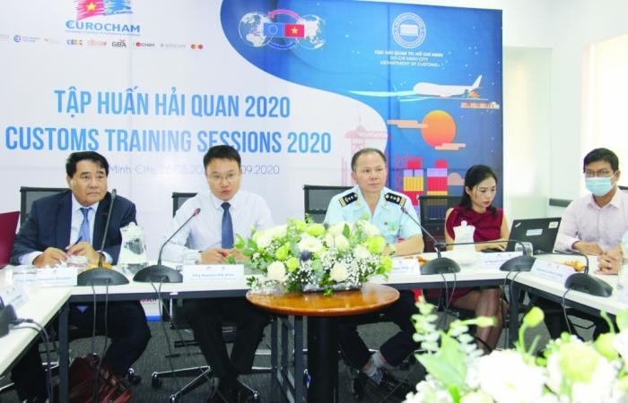 Cục Hải quan TP Hồ Chí Minh:  Nhiều giải pháp đồng hành cùng doanh nghiệp thực thi hiệu quả EVFTA