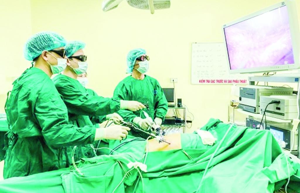 Y tế Việt Nam đủ sức hút  bệnh nhân ngoại