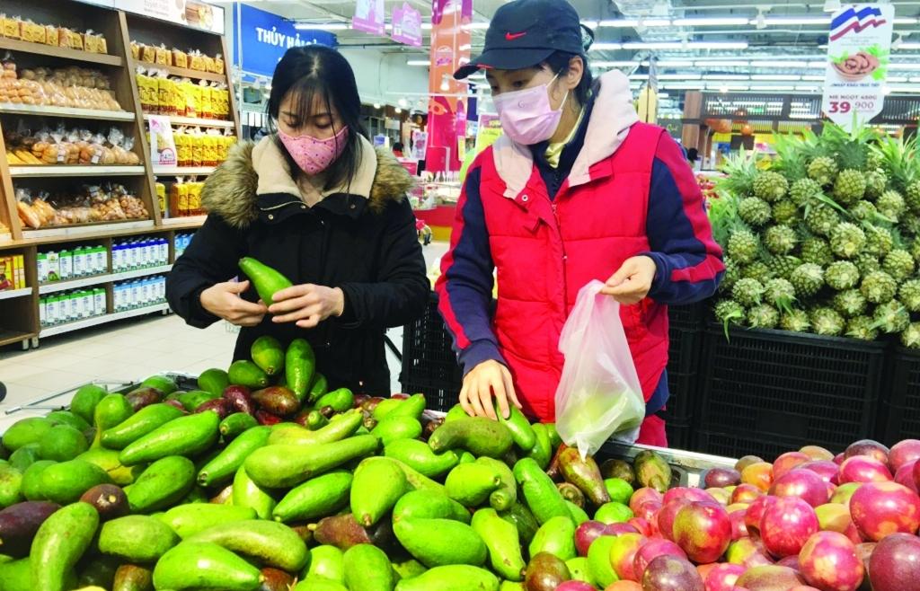 Nông sản Việt trầy trật vào siêu thị