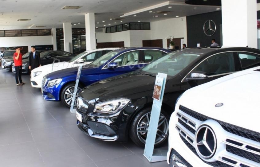 Kinh doanh ô tô hồi phục sau chính sách kích cầu từ Chính phủ