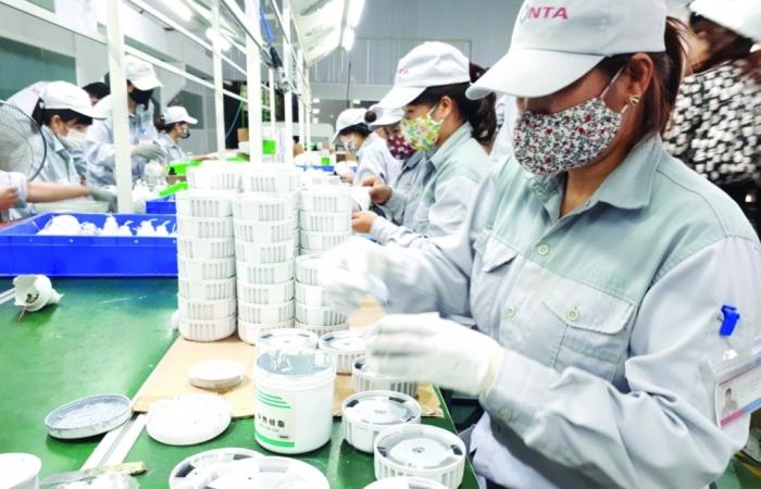 Sản xuất công nghiệp nỗ lực trong quý cuối năm