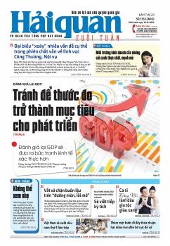 Những tin, bài hấp dẫn trên Báo Hải quan số 135 phát hành ngày 10/11/2019