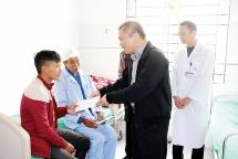 Bệnh viện tuyến trên giảm tải nhờ tuyến dưới thực hiện được kỹ thuật cao