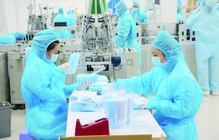 """TPHCM tạo """"cú hích"""" giúp doanh nghiệp vừa và nhỏ hồi phục sản xuất"""