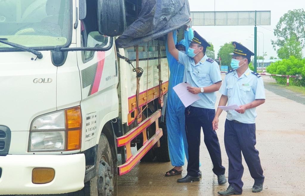 Nắng mưa miền biên ải Kiên Giang