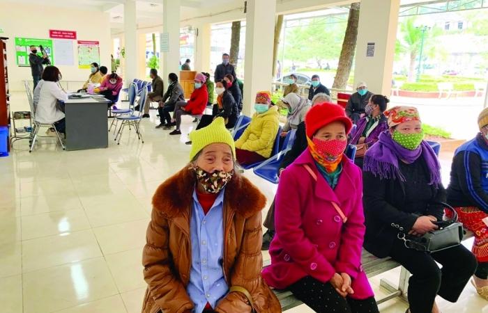 Phòng tránh bệnh tật  khi thời tiết chuyển lạnh