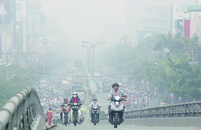 Không khí ở mức rất xấu: Nguy cơ cao tới sức khỏe