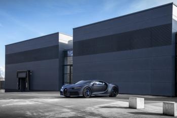 Bugatti ra mắt Chiron Sport phiên bản kỷ niệm 110 năm thành lập