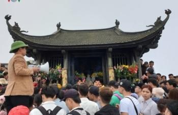 Sáng nay, chính thức khai Hội xuân Yên Tử 2019
