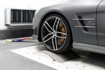 Mercedes-AMG SL63 mạnh 800 mã lực sau khi qua tay G Power