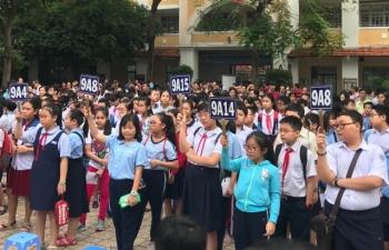 """TP Hồ Chí Minh:  Phụ huynh, học sinh """"tăng tốc"""" cuộc đua đầu cấp"""