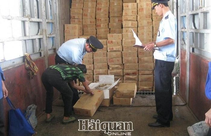 Lạng Sơn: Đẩy mạnh xuất khẩu hàng nông sản qua cửa khẩu Chi Ma