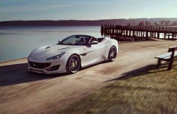 Novitec ra mắt gói độ đầu tiên cho Ferrari Portofino