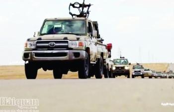 Xung đột chưa hồi kết tại Libya