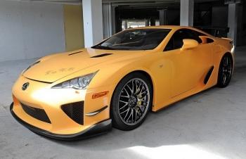 """Lexus LFA Nurburgring Edition """"độc"""" nhất trên thế giới được rao bán"""