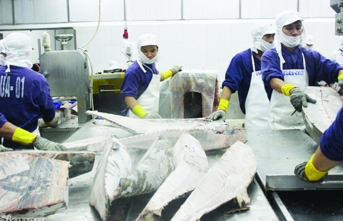 Chuyển hướng xuất khẩu  thủy sản vào ASEAN