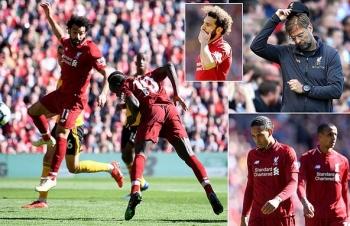 """Truyền thông Anh: """"Liverpool là kẻ thất bại vĩ đại nhất lịch sử"""""""