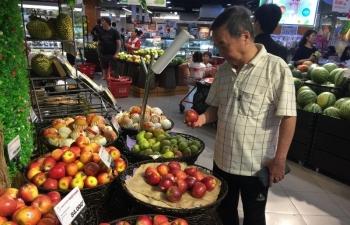 Mã số trên trái cây nhập khẩu  có đáng tin cậy?