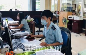 Khẳng định vai trò của Đảng trong lãnh đạo nhiệm vụ chính trị ở Cục Hải quan Đà Nẵng