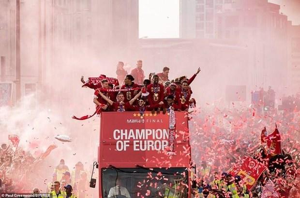 klopp noi gi ve champions league ve liverpool va ca bayern