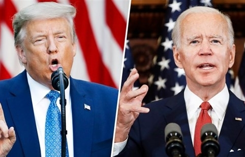 Bầu cử Mỹ 2020: Cạnh tranh quyết liệt tại các tiểu bang