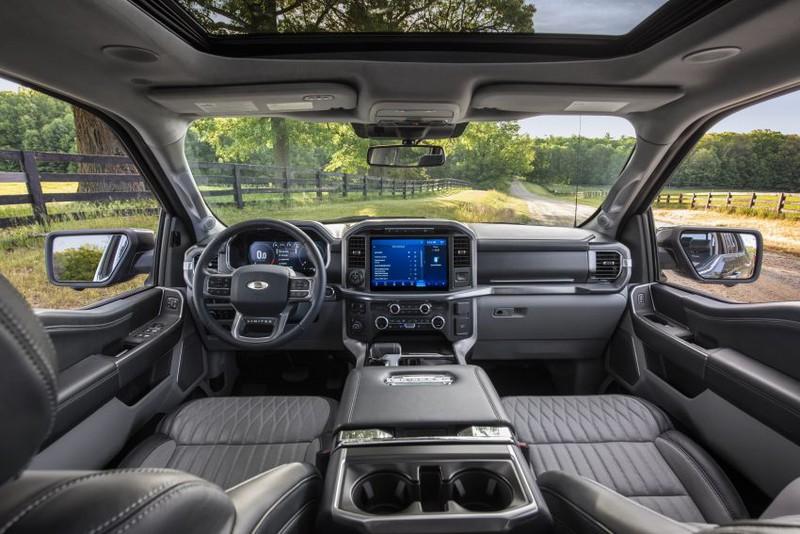 soi sieu ban tai ford f 150 2021