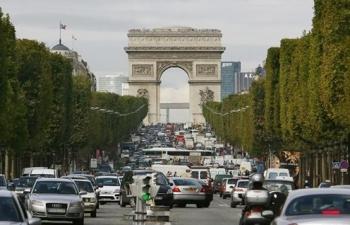 Pháp cấm toàn bộ ôtô chạy dầu diesel tại trung tâm thủ đô Paris